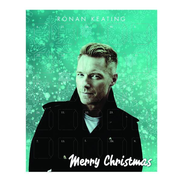 Ronan Keating: Ronan Keating Advent Calendar