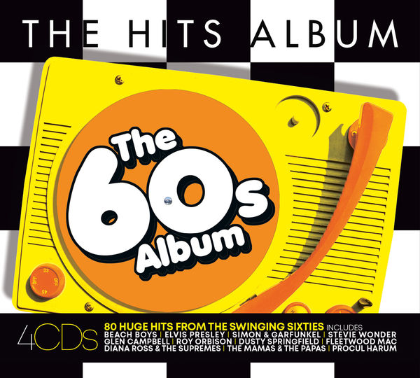 Various Artists: THE HITS ALBUM - THE 60'S ALBUM