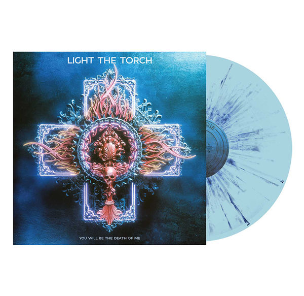 Light The Torch: You Will be The Death Of Me: UK Exclusive Coloured Vinyl