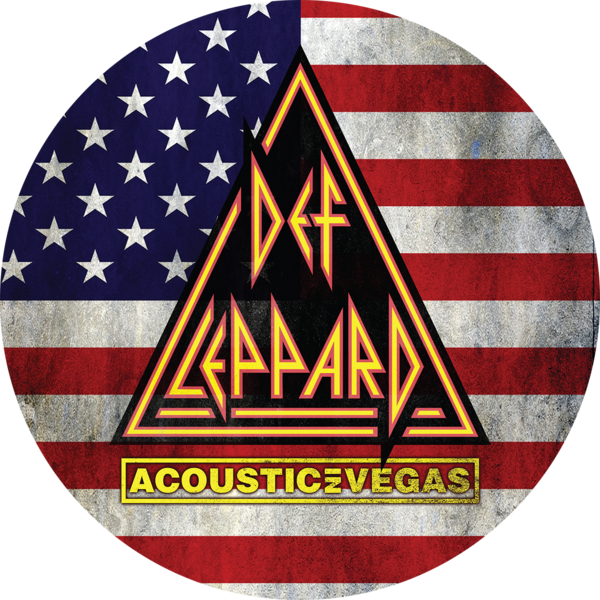 Def Leppard: Acoustic In Vegas: Exclusive Double-sided Picture Disc