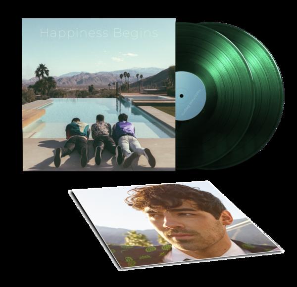 Jonas Brothers: Happiness Begins (Joe 2LP)