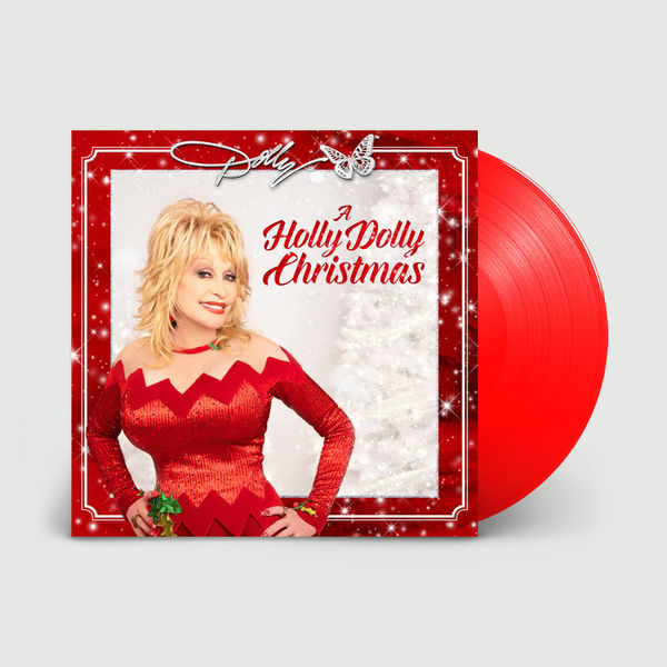 Dolly Parton: A Holly Dolly Christmas: Limited Edition Red Vinyl