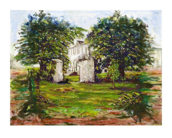 Ronnie Wood: Irish Garden