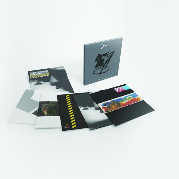"Depeche Mode: Black Celebration: The 12"" Singles"