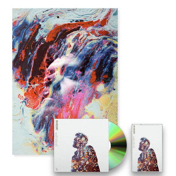 Jack Garratt: Love, Death & Dancing: Signed Art Print, CD + Cassette