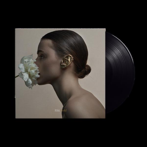 Riki: Gold: Black Vinyl LP