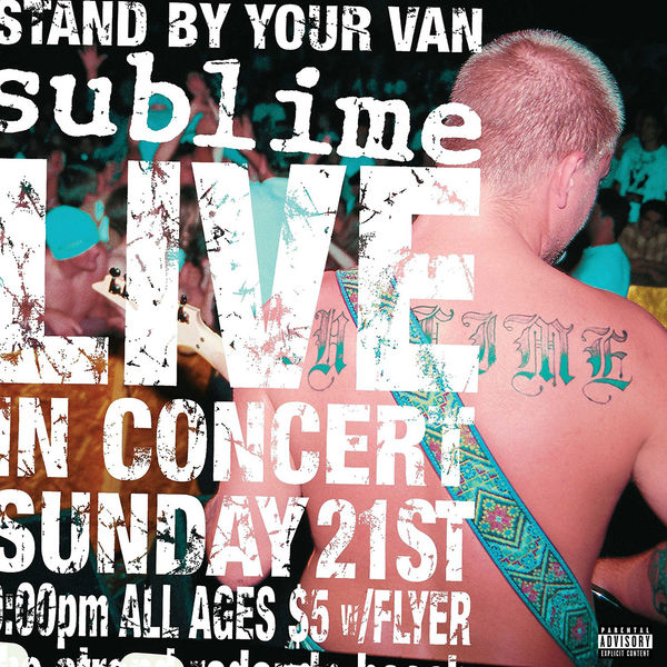 Sublime: Stand By Your Van Double LP