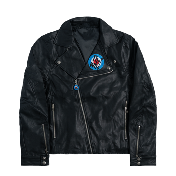 The Who: Maximum R&B Vegan Leather Jacket