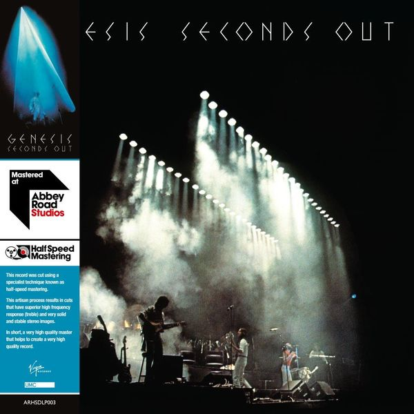 Genesis: Seconds Out (Half Speed Master)