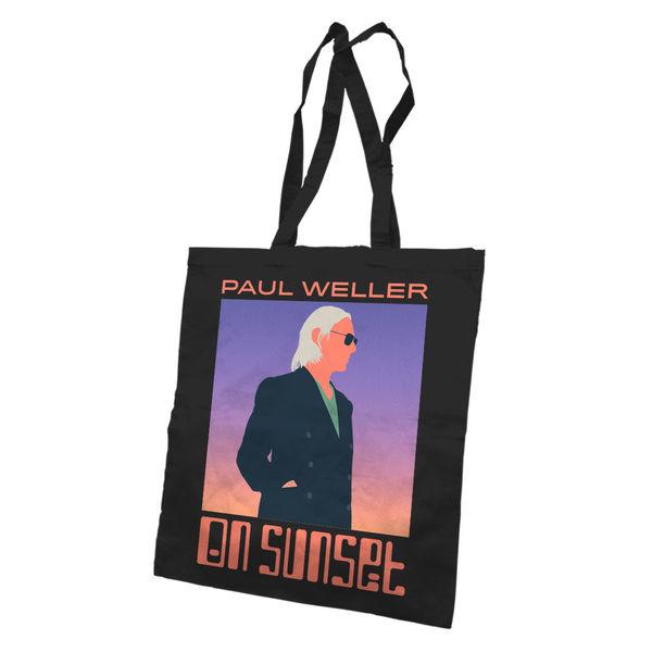 Paul Weller: On Sunset Tote Bag