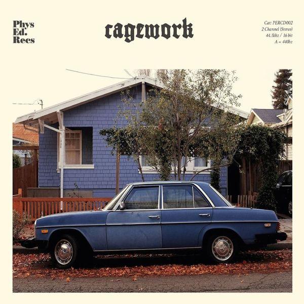 Cagework: Cagework - Vinyl LP