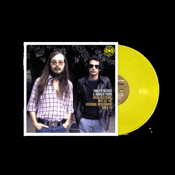 Walter Becker & Donald Fagen (Steely Dan): Brill Building: Best Of The Original Recordings 1968-71: 180g Yellow Vinyl