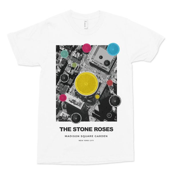 The Stone Roses: MSG, New York Show T-shirt