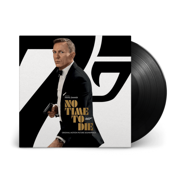 Hans Zimmer: James Bond: No Time to Die LP