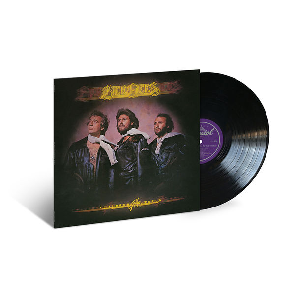 Bee Gees: Children Of The World: Black Vinyl