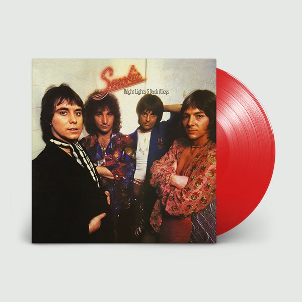 Smokie: Bright Lights and Back Alleys [Expanded]: Limited Edition Translucent Red Vinyl