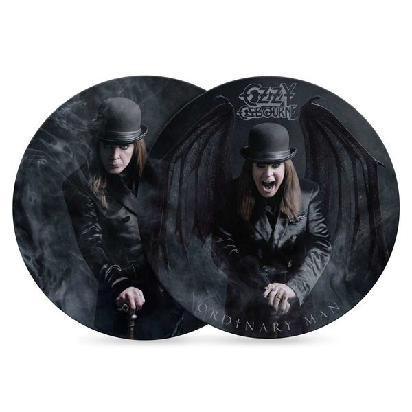 Ozzy Osbourne: Ordinary Man: Limited Edition Picture Disc