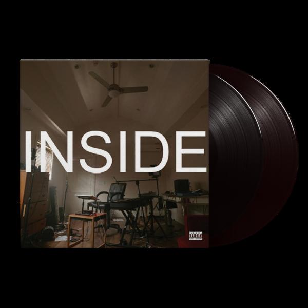 BO BURNHAM: Inside (The Songs): Black Vinyl 2LP