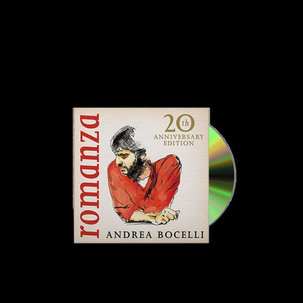 Andrea Bocelli: Romanza Remastered