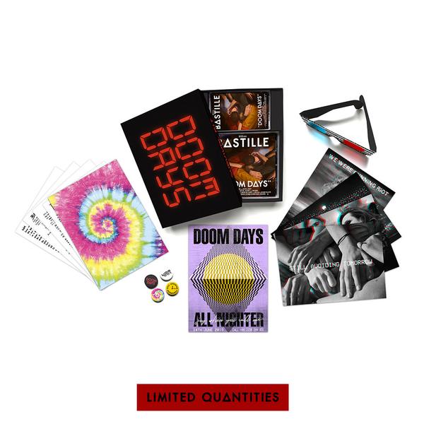 Bastille: Doom Days Limited Edition CD Box Set