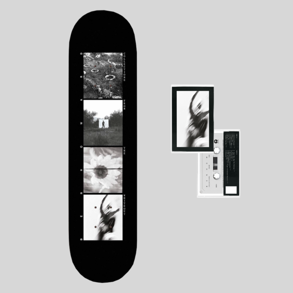 Ben Howard: Collections From The Whiteout: Black Skate Deck 8