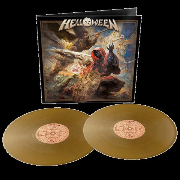 Helloween: Helloween: Limited Edition Gatefold Gold Vinyl 2LP