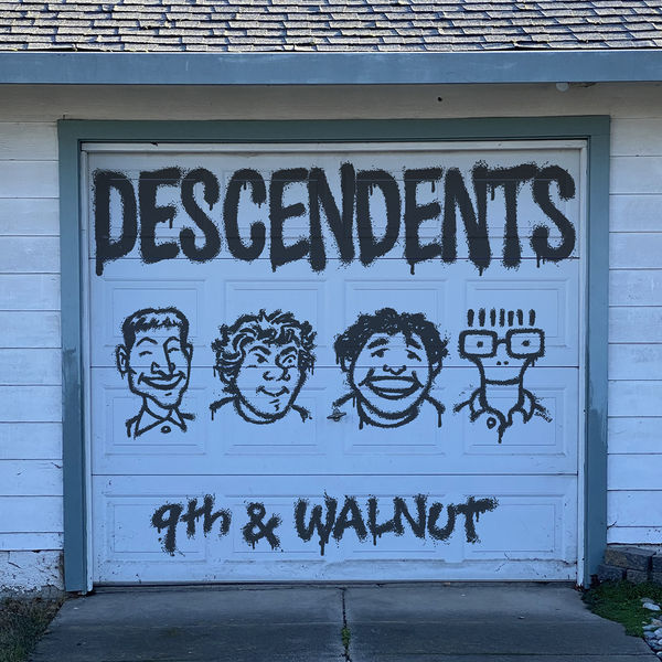 The Descendents: 9th & Walnut: Black Vinyl LP