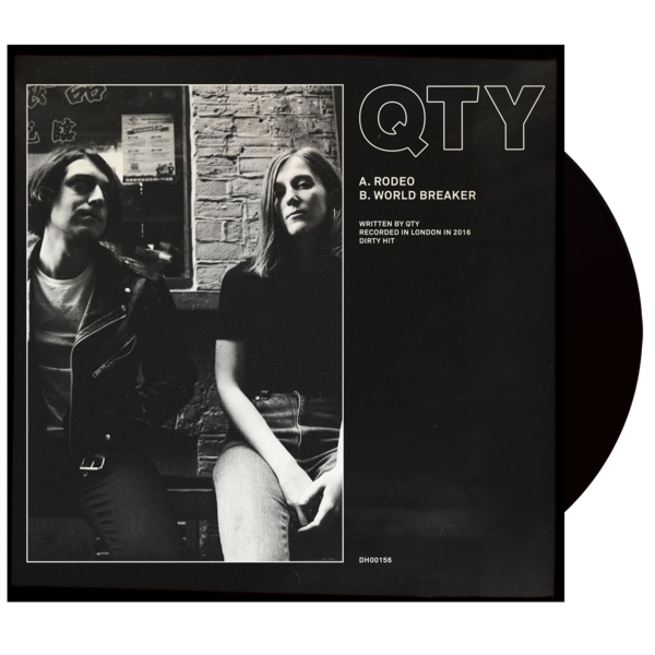 QTY: Rodeo/World Breaker 7""