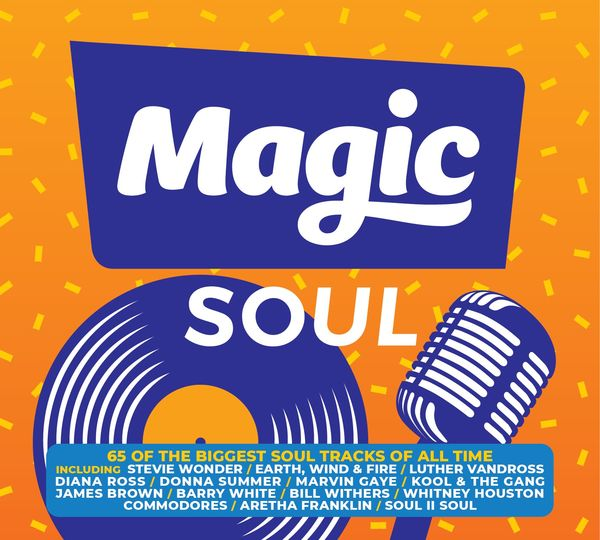 Various: Magic Radio presents… Magic Soul