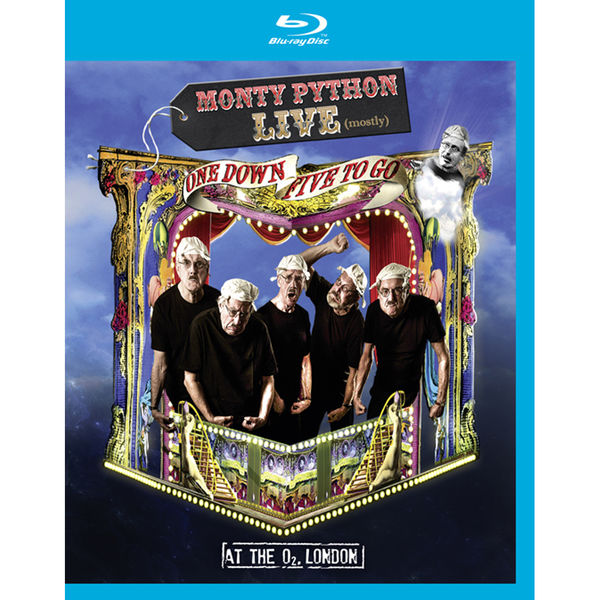 Monty Python: Live (Mostly) - One Down Five To Go Blu-Ray