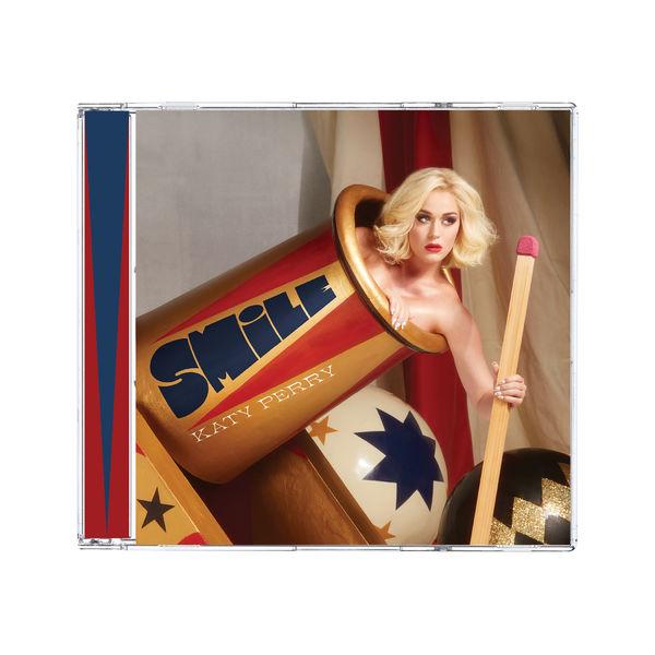 Katy Perry: Smile CD (Alternate Cover #3)