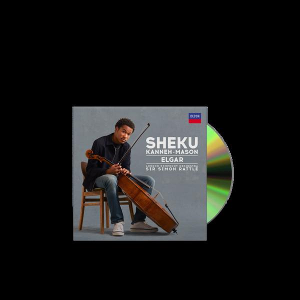 Sheku Kanneh-Mason: Elgar Signed CD