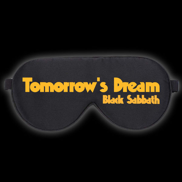 Black Sabbath: Tomorrow's Dream Sleep Mask
