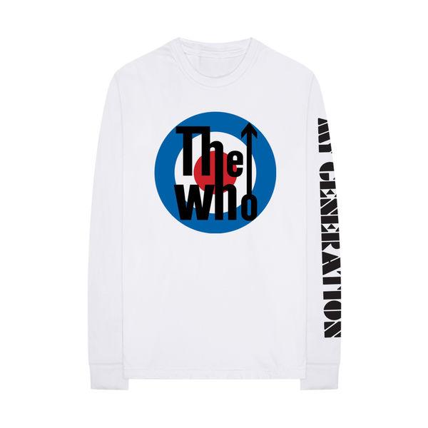 The Who: Target Longsleeve (EU)