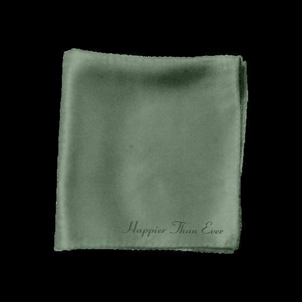 Billie Eilish: Happier Than Ever Satin Scarf