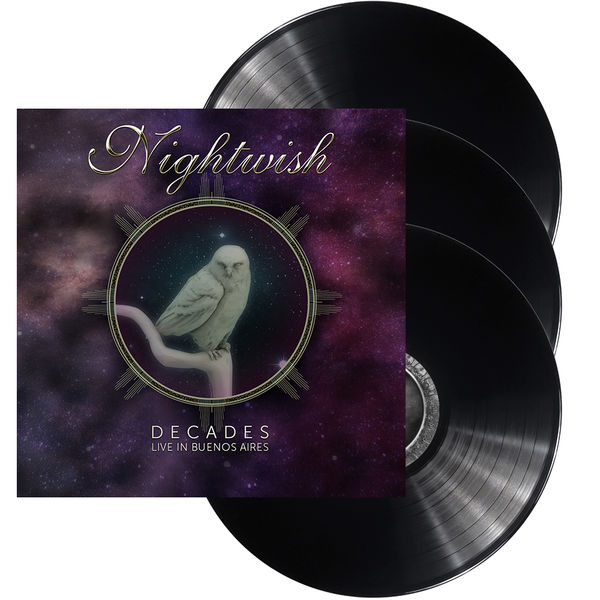 Nightwish: Decades: Live In Buenos Aires - Limited Edition Triple Vinyl 3LP