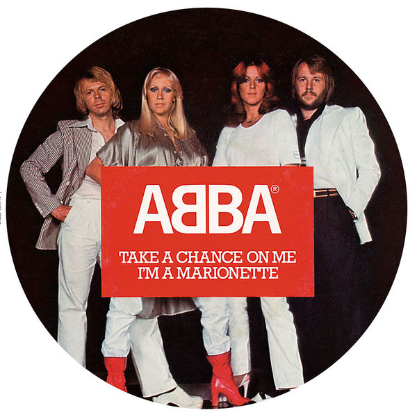 Abba: Take A Chance On Me (Picture Disc)