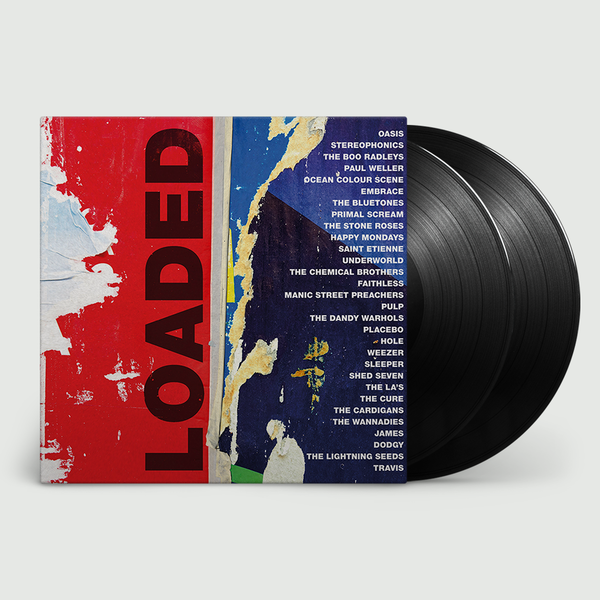 Various Artists: Loaded 2LP