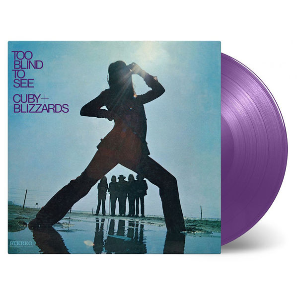 Cuby + Blizzards: Too Blind To See: Limited Edition Purple Vinyl
