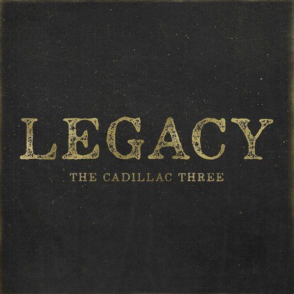The Cadillac Three: Legacy CD