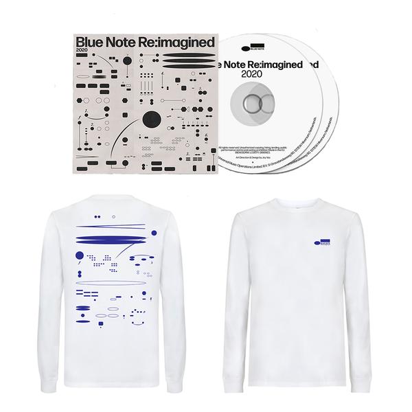 Blue Note: Re:imagined CD & T-shirt Bundle