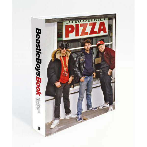 Adam Horovitz: <b>Beastie Boys Book</b>