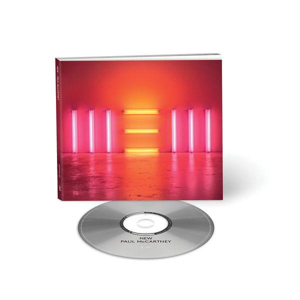 Paul McCartney: NEW - CD Digipak