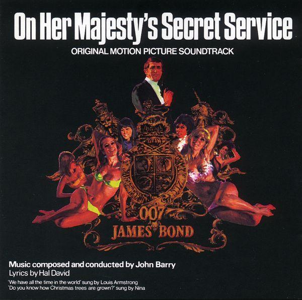 Various Artists: On Her Majesty's Secret Service