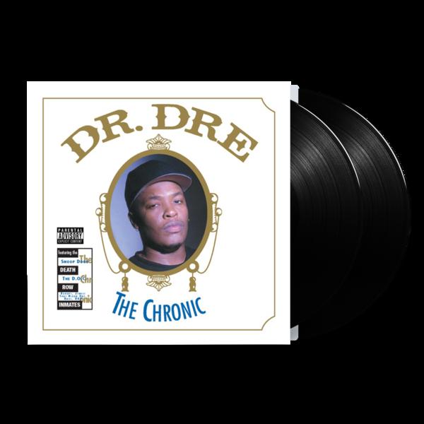 Dr. Dre: THE CHRONIC (EXPLICIT)