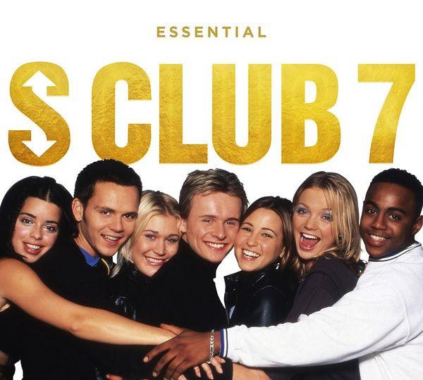 S Club  7: Essential S Club 7