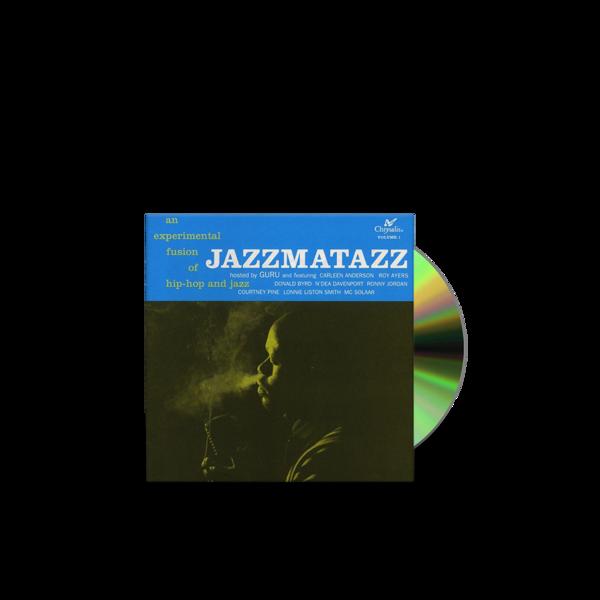 Guru: Jazzmatazz Volume 1