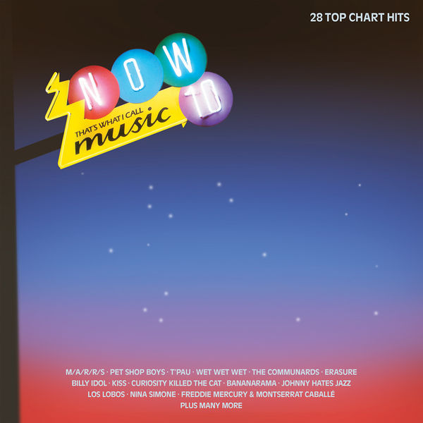 Various Artists: NOW That's What I Call Music! 10