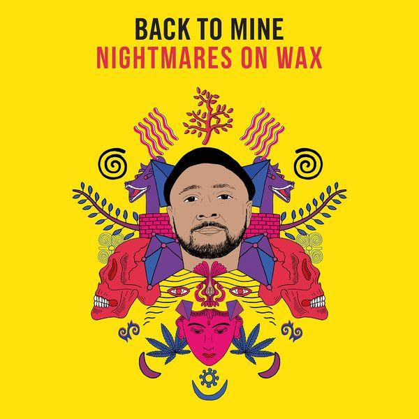 Nightmares On Wax: Nightmares On Wax - Back To Mine Double LP