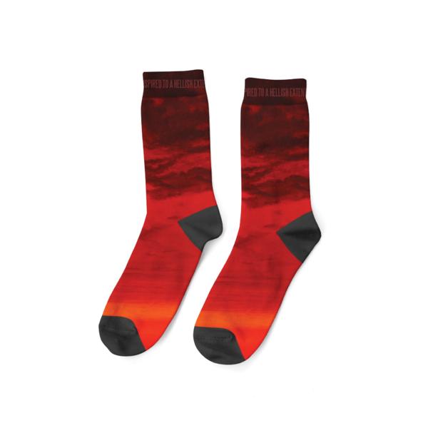Lewis Capaldi: DUTAHE Socks